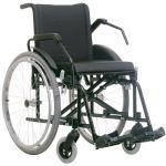 Cadeira de Rodas de aço Poty