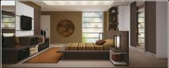 Mobiliário para quarto de dormir