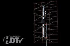 Antena UHF com Misturador VHF 2050 - Fita 2051-