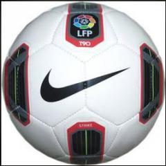 Bola Nike T90 Strike Liga Espanhola 10/11.