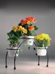 Suportes para vasos de flores