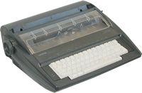 Máquina de Escrever AX-325 Eletrônica.