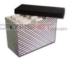 Caixa de Papelão Ondulado para Arquivo Modelo