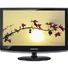 "Monitor TV LCD 20"" Samsung Widescreen,"