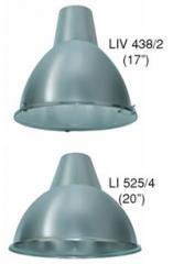 Luminária Industrial - Sem Alojamento