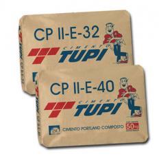 Cimento Portland Composto - CP II-E-32 e CP