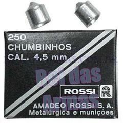 Chumbinho Rossi 4.5mm.