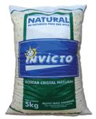 Açúcar Cristal Invicto®.