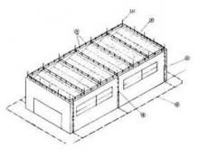 Sistema de proteção tipo gaiola de faraday