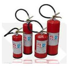 Extintores Pó