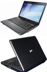 NOTEBOOK LEADER SHIP 1922  14.1P CORE 2DUO 320 GB