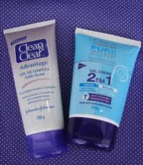 Gel de Limpeza facial