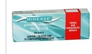 Minesse C/24 Comprimidos