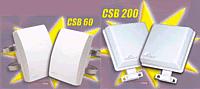 Barreira de Microondas CSB-60 E CBS-200.