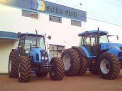 Maquinas e equipamentos agricolas.