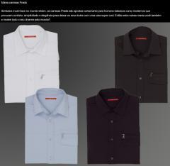 Camisas Prada Mania