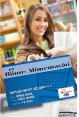 Cartão Bônus Alimentação