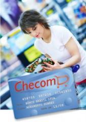 Cartão Alimentação Checom