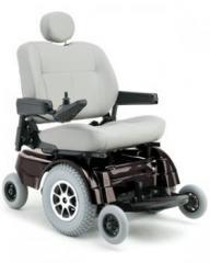 Cadeira de Rodas Motorizada Jazzy 1170 XL