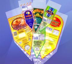 Embalagens para alimentos Norvac SR.
