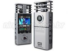 Gravador de vídeo digital zoom Q3 HD Handy