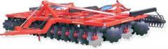 Caudas para máquinas agrícolas.
