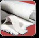 Artigos de fibra de cerâmica..