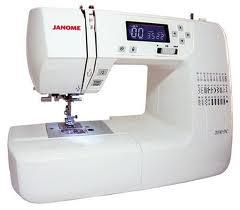 2030DC máquina de costura eletrônica.