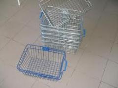 Cestas para supermercados