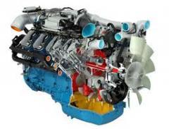 Motor Scania a Diesel