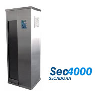 Gabinete de Secagem Sec 4000