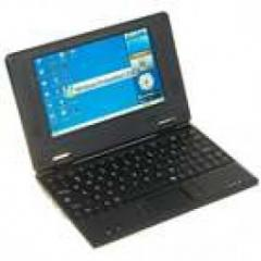 "Netbook 7"" com Windows e WiFi ."
