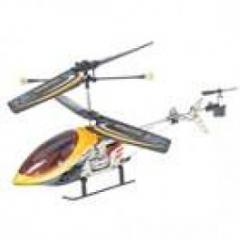 Helicóptero de controle remoto racarregável de