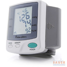 Aparelho de pressão digital de pulso GS100 Premium