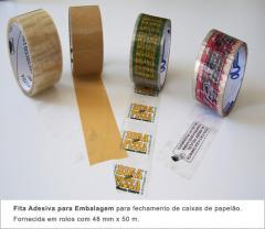 Fita Adesiva p/ Embalagem