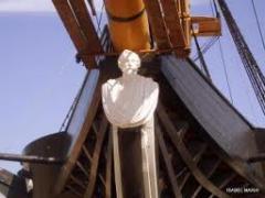 Elementos forjados para construção naval.