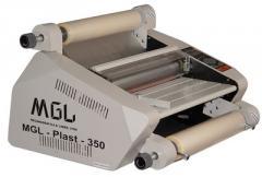 Plastificadora MGL Plast 350.