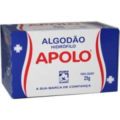 Algodao hidrofilo 25 g - Nathalya