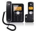 TELEFONES SEM FIO & ATADOS COM CORDA
