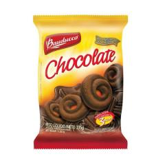 Biscoito Amanteigado Chocolate