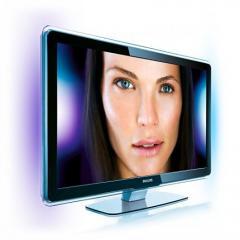 Flat TV combina HD Natural Motio