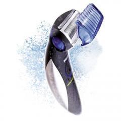 Sist.de raspar/aparar os pêlos do homem