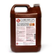 CLORO-RIO 2,5% - Hipoclorito de Sódio