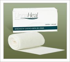 Unna heal – Bandagem Elástica