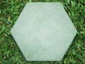 Piso  intertravado  de  concreto  (bloquete) .