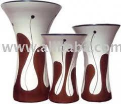 Produtos feitos de cerâmica Brown
