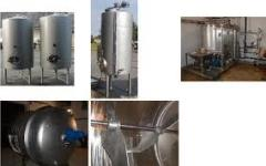 Equipamento para indústria de produção de bebidas