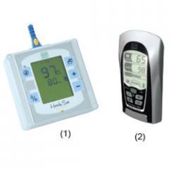Oximetro de pulso - Handy Sat