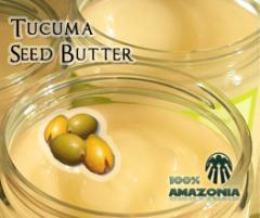 Tucuma (Astrocaryum vulgare) Seed Butter
