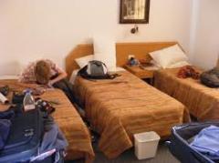Quarto para 3 pessoas Hotel Glória